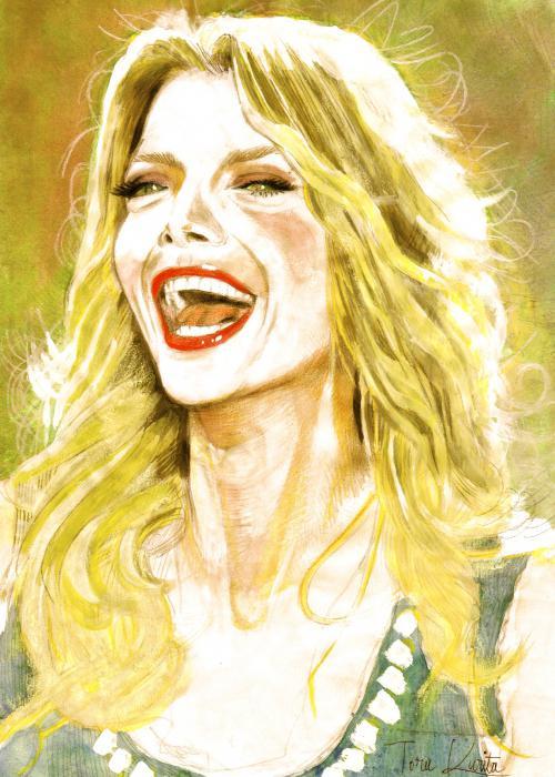 Michelle Pfeiffer by eiger3975